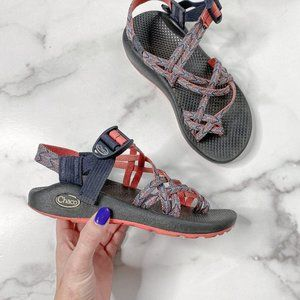 Chaco ZX/2 Classic sandal strappy pink grey active